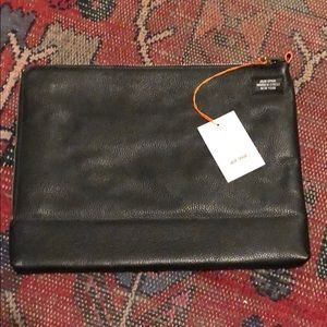 Men's Jack Spade Leather Portfolio